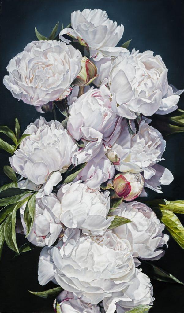 Valerie's Bouquet 122 x 71 cm (SOLD)