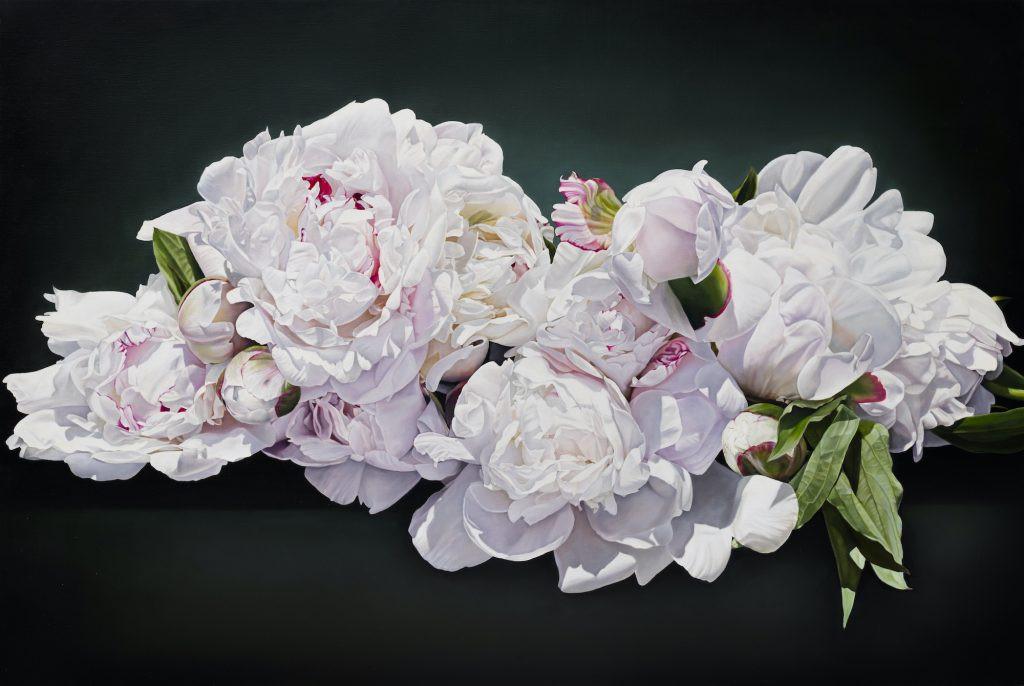 Ana's Peonies 120 X 180 cm